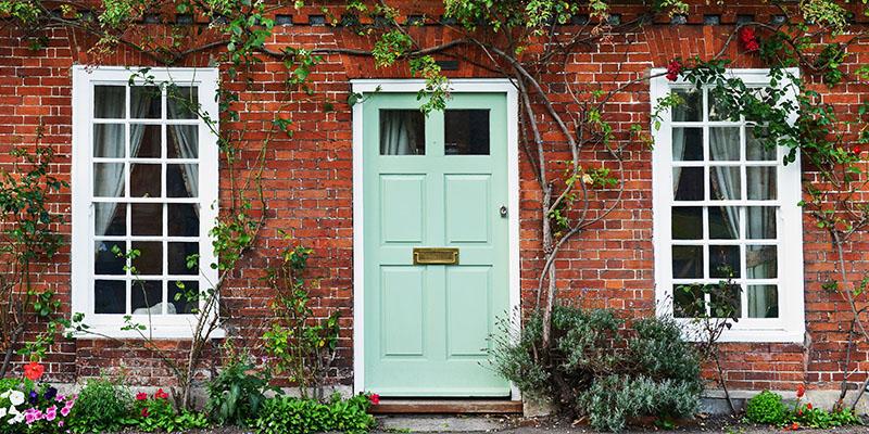 green door property