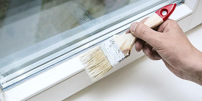 repainting window